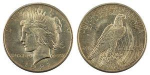 NNC-US-1921-1$-Peace_dollar