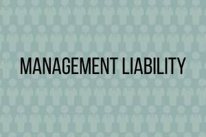 Insurance 101 -Management liability