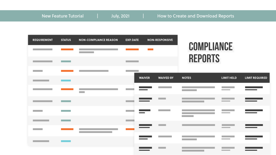 Compliance Reporting Guide