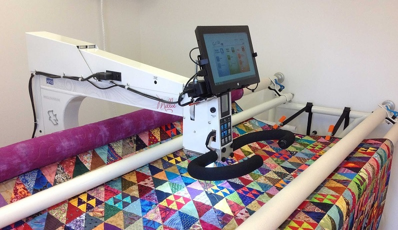 Best Long Arm Quilting Machine For The Money Vault50