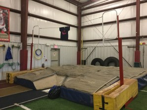 New Indoor Pit located at Test Sports (Martinsville)