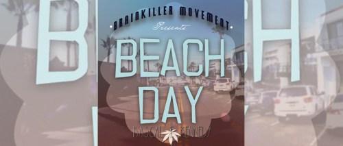 rascal f kennedy beach day