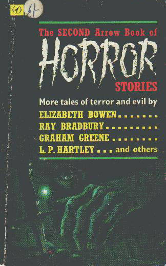 2nd Arrow Book Of Horror Stories