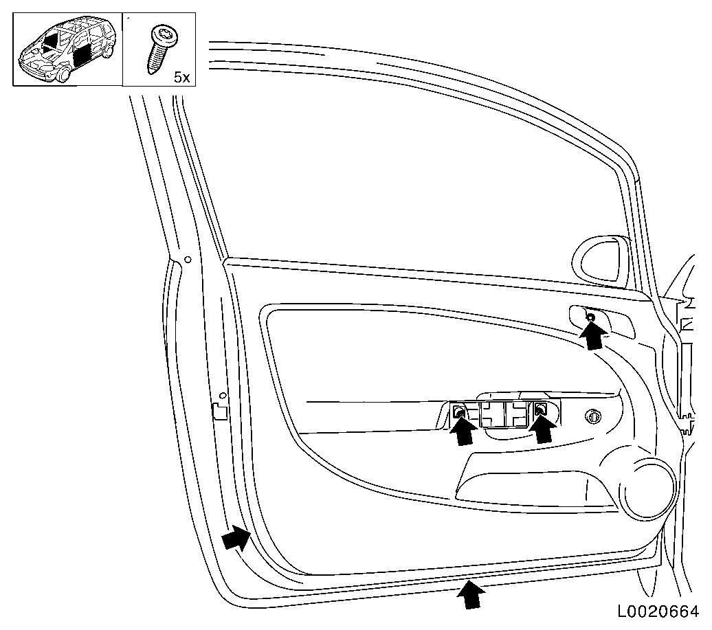 Vauxhall Workshop Manuals Gt Corsa D Gt C Body Equipment