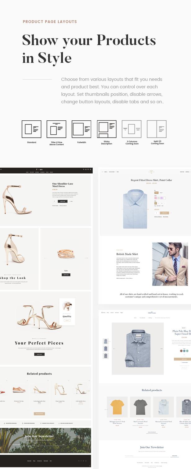 5th Avenue - WooCommerce WordPress Theme - 6