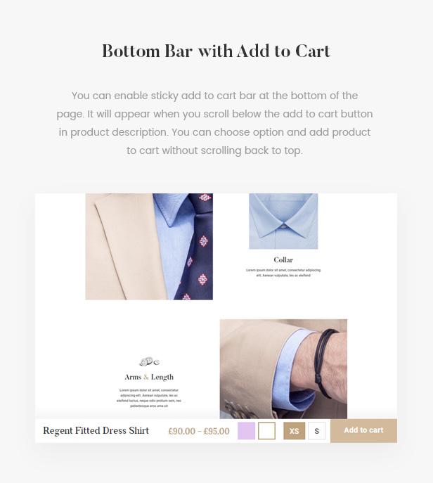 5th Avenue - WooCommerce WordPress Theme - 8