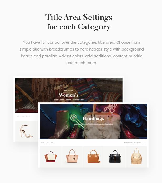 5th Avenue - WooCommerce WordPress Theme - 11