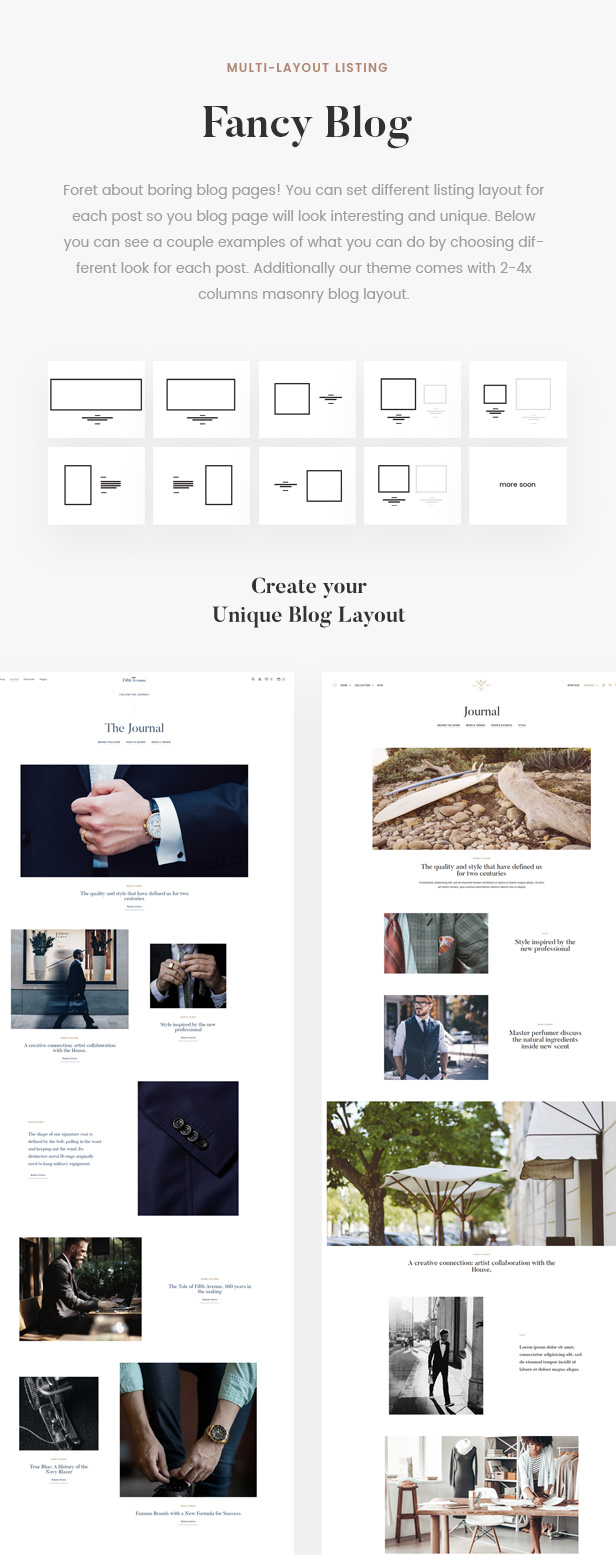 5th Avenue - WooCommerce WordPress Theme - 14