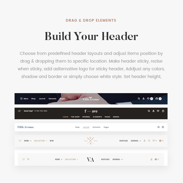 5th Avenue - WooCommerce WordPress Theme - 13