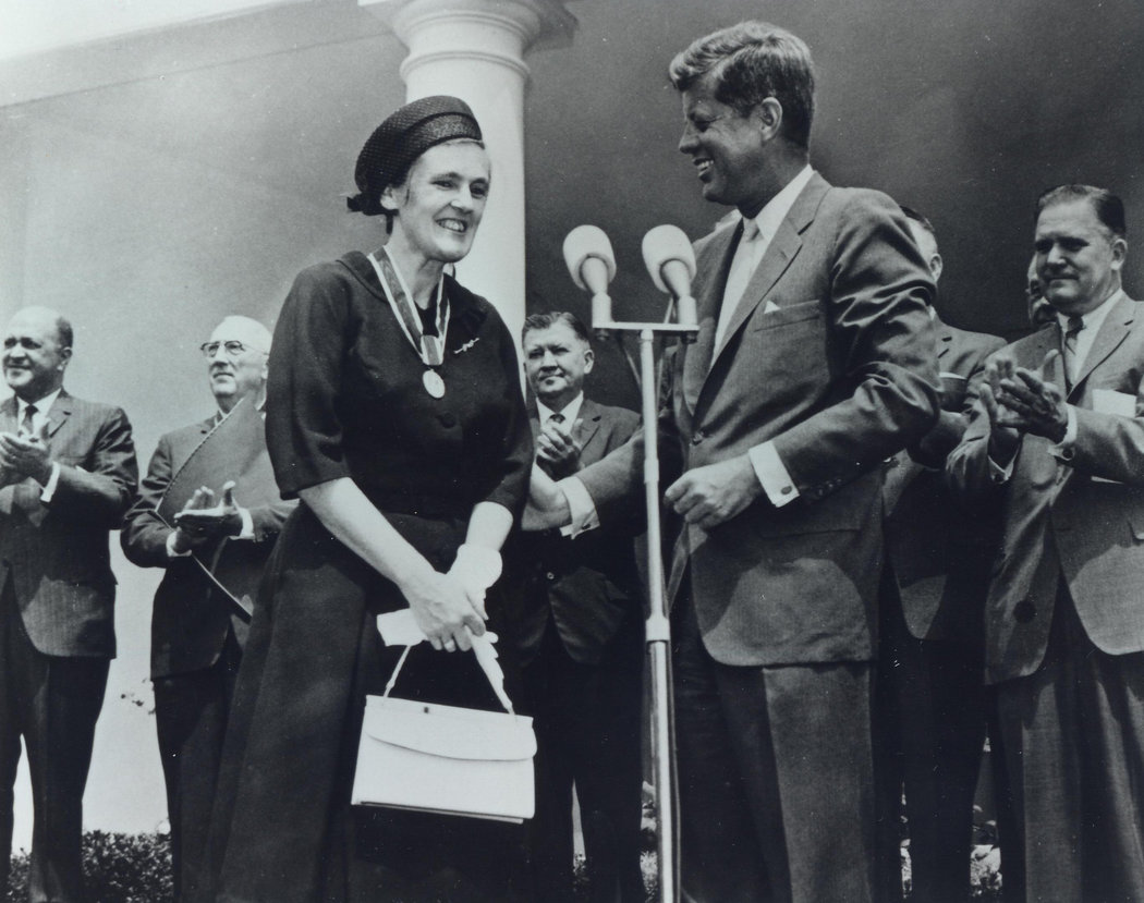 Frances Kelsey, MD, while working at the FDA, refused to approve thalidomide, sparing many US children the tragic birth defects the drug caused in other countries.