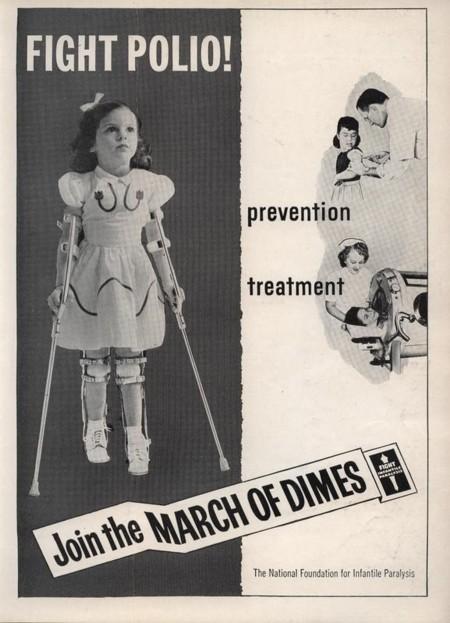 Fight Polio Poster