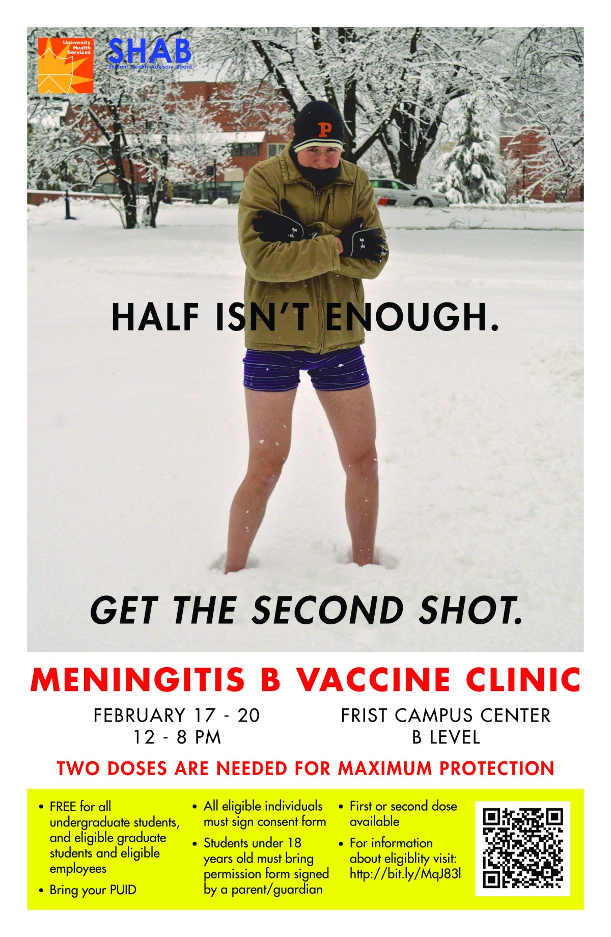 MenB vaccines are routinely given during outbreaks on college campuses.