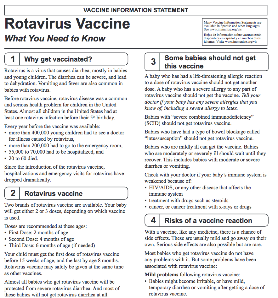 The vaccine information sheet that you get with each vaccine will list contraindications and precautions on who should not get the vaccine.