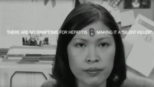 Chronic hepatitis B is a silent killer.