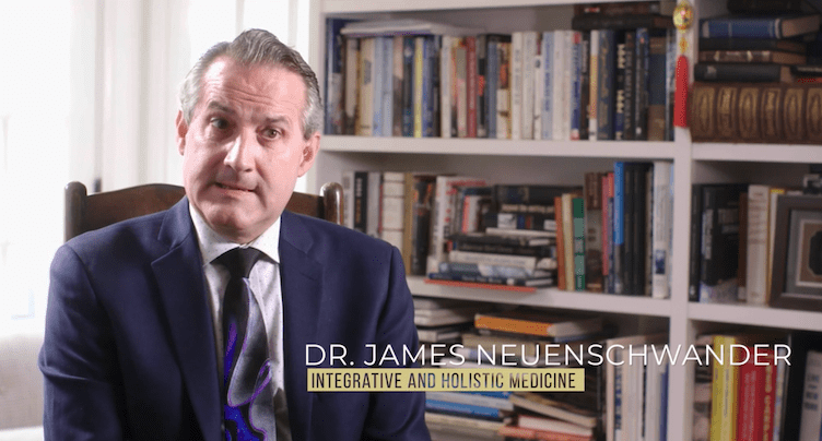 James Neuenschwander is board certified in Emergency Medicine, Integrative and Holistic Medicine, as well as Anti-Aging and Regenerative Medicine and has no business talking about vaccine studies.
