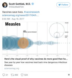 gottlieb fda vaccines