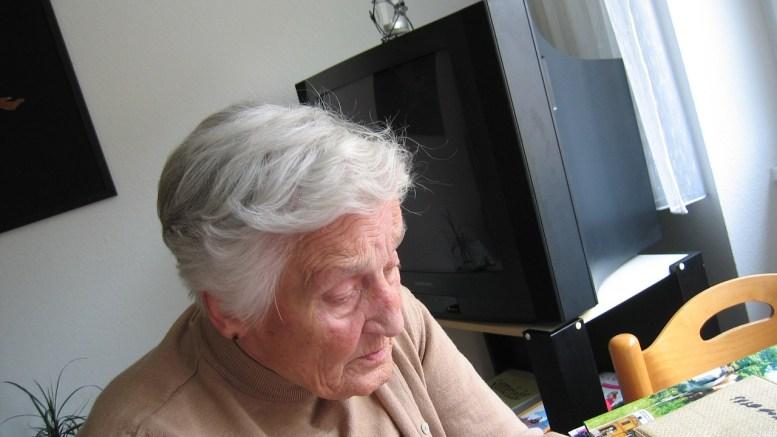 grandma flu shot