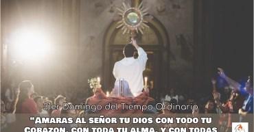 Amarás al Señor Tu Dios
