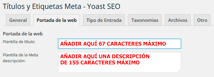 Configurar-SEO-by-Yoast---Título-y-Meta-Descripcion