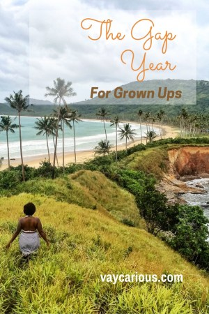 Gap Year for Grown Ups