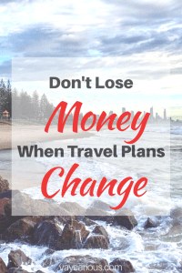How not to lose money in airline fees when travel plans change mid-trip. http://vaycarious.com/2016/12/13/plans-change