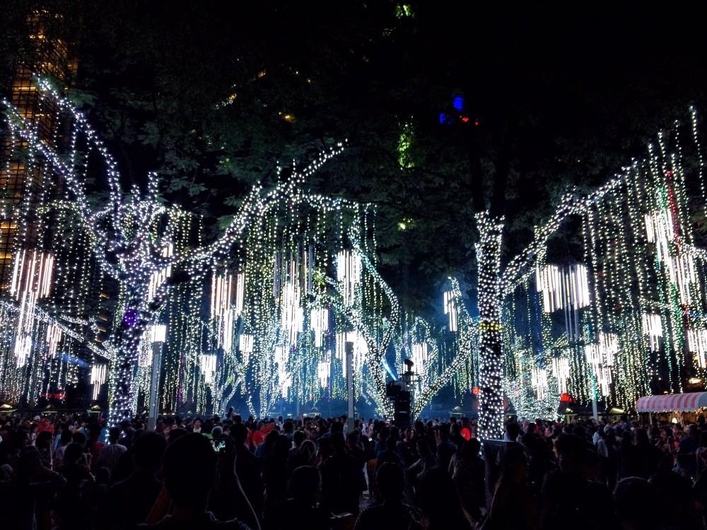 vaycarious.com Manila Christmas lights