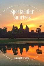 Spectacular Sunrises Around the World https://vaycarious.com/2017/01/16/sunrises