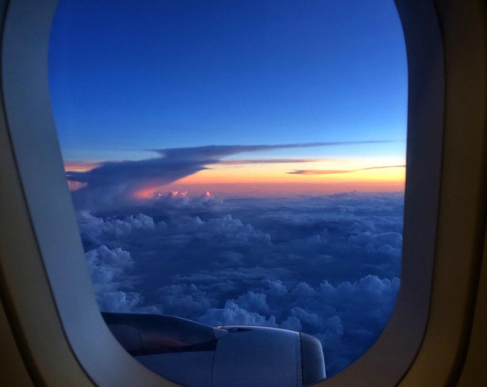 Sunrise from the Sky Vaycarious.com