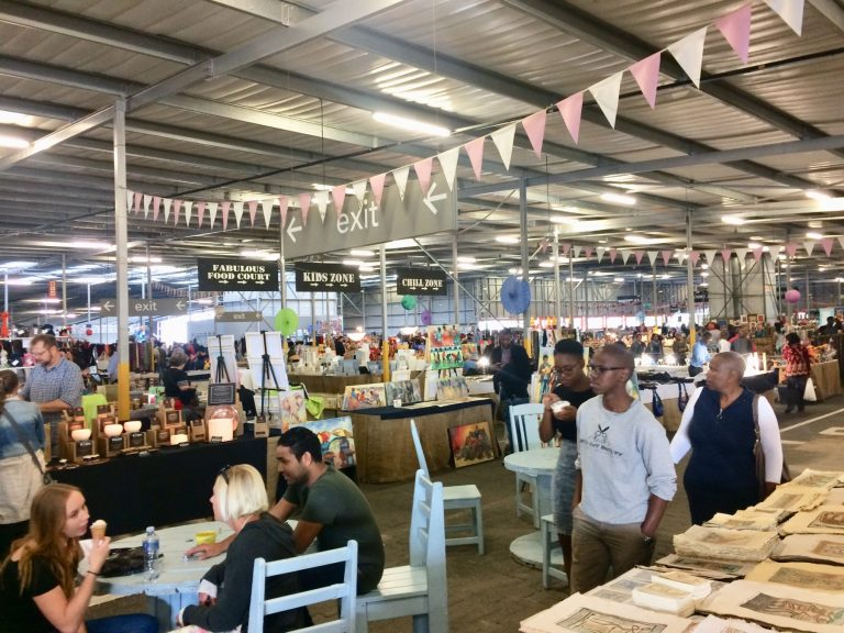 Rosebank Market Johannesburg South Africa vaycarious.com
