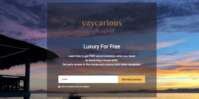 How to Get Started as a House Sitter to get free accommodation when you travel housesit.vaycarious.com