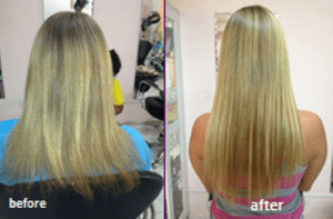 Vayo Massage Beauty Salon Hair Extensions