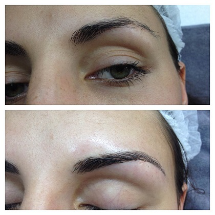 3d eyebrow tattoo phuket vayo massage beauty salon in phuket