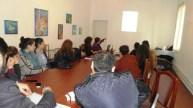 Բանախոսություն՝ «Հայկական զարդանախշերի պատմությունը» թեմայով