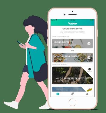 Smartphone-application-vazee-photo-addition