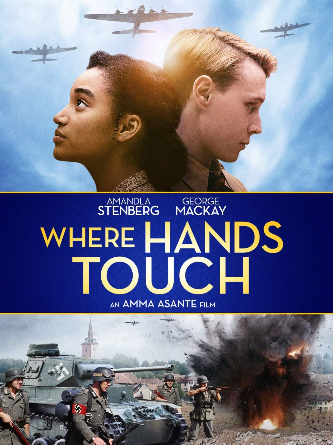 Where hands touch review.