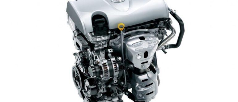 новый двигатель Тойота фото
