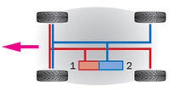 Контур комбинированный, схема 3+3