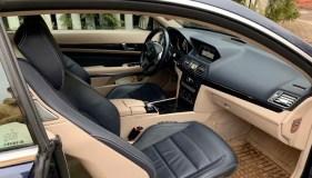 Салон Mercedes-Benz класс Е 200 АТ