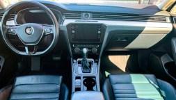 Салон Volkswagen Passat B8