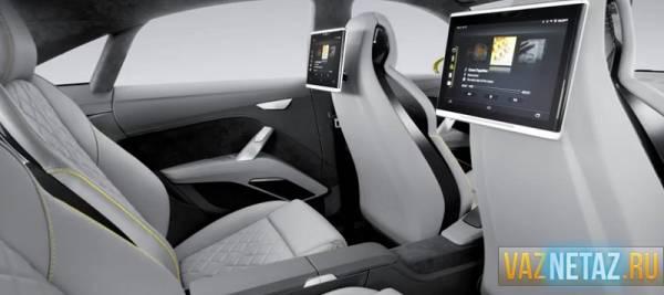 Компания Audi презентовала в Пекине кроссовер TT Offroad.