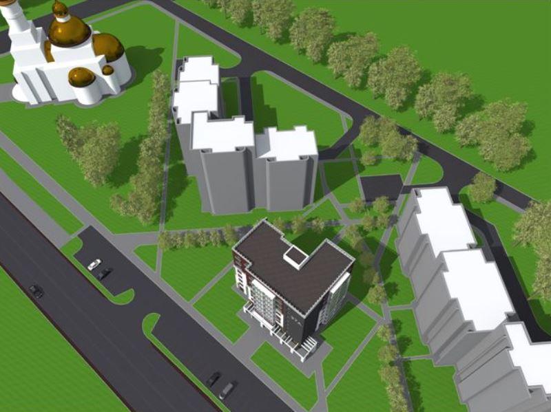 Начато общественное обсуждение проекта жилой застройки на «Востоке»