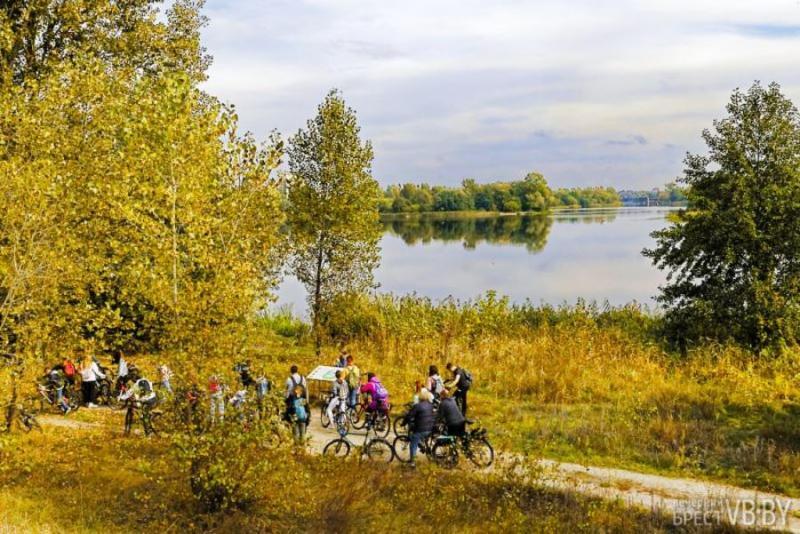 От ОМА до крепости на велосипеде
