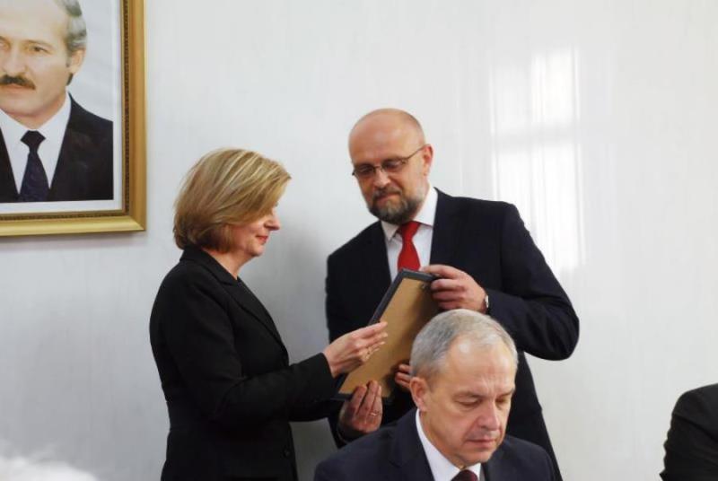 Нового ректора представили в Брестском техническом университете