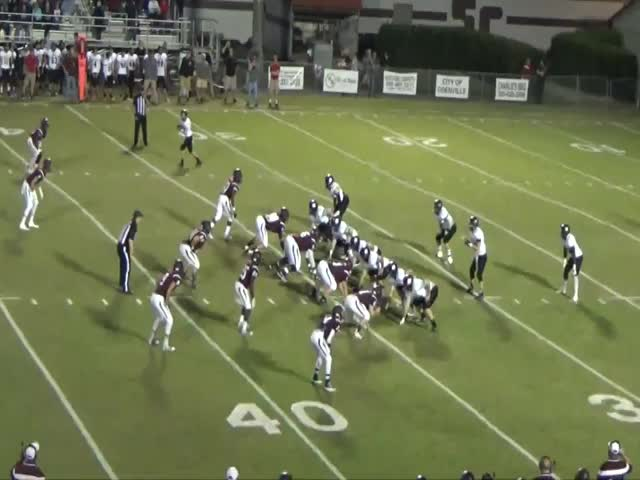 Southside High School Gadsden Alabama Football