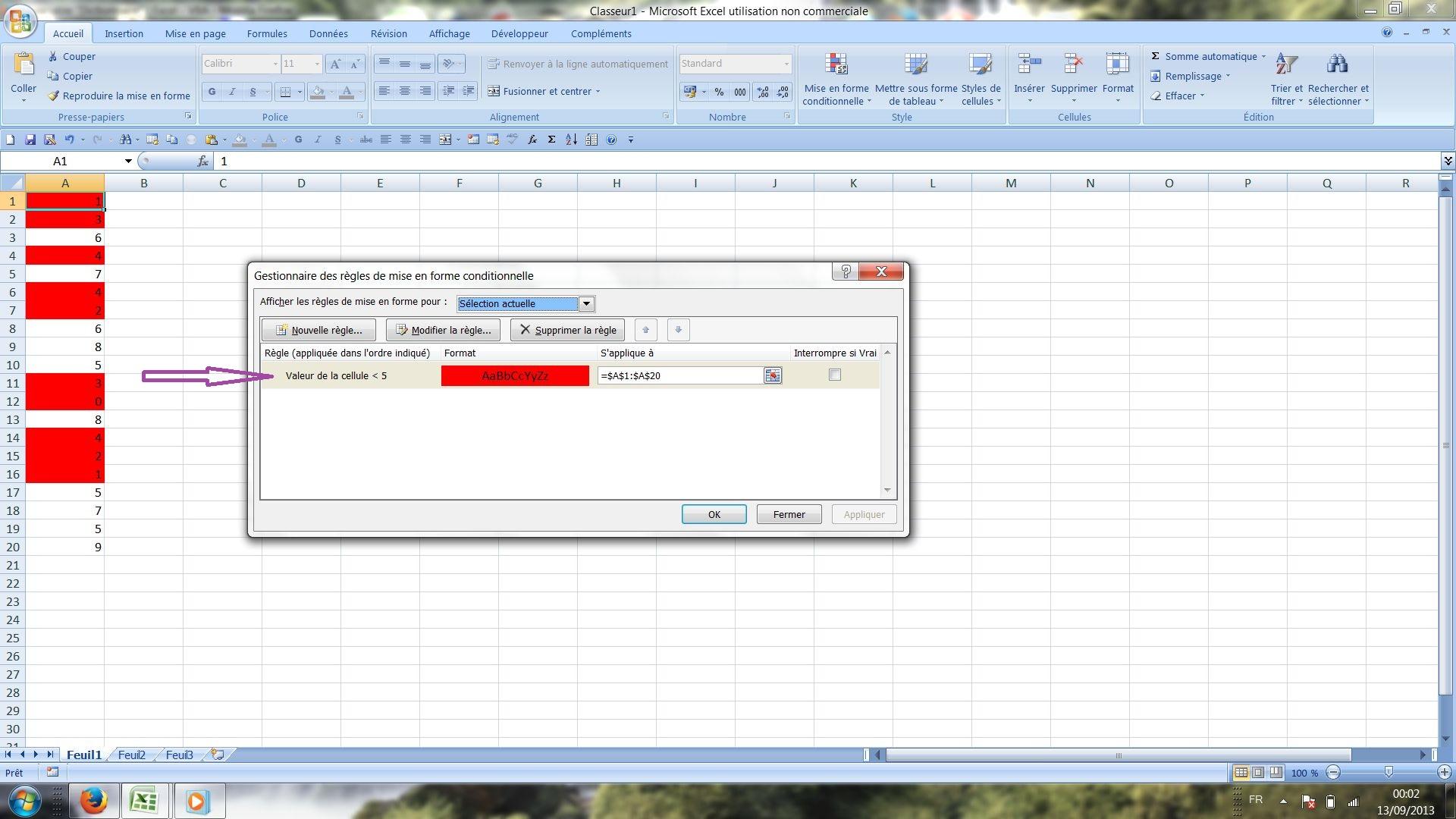 Excel Vba Format Date Cellule