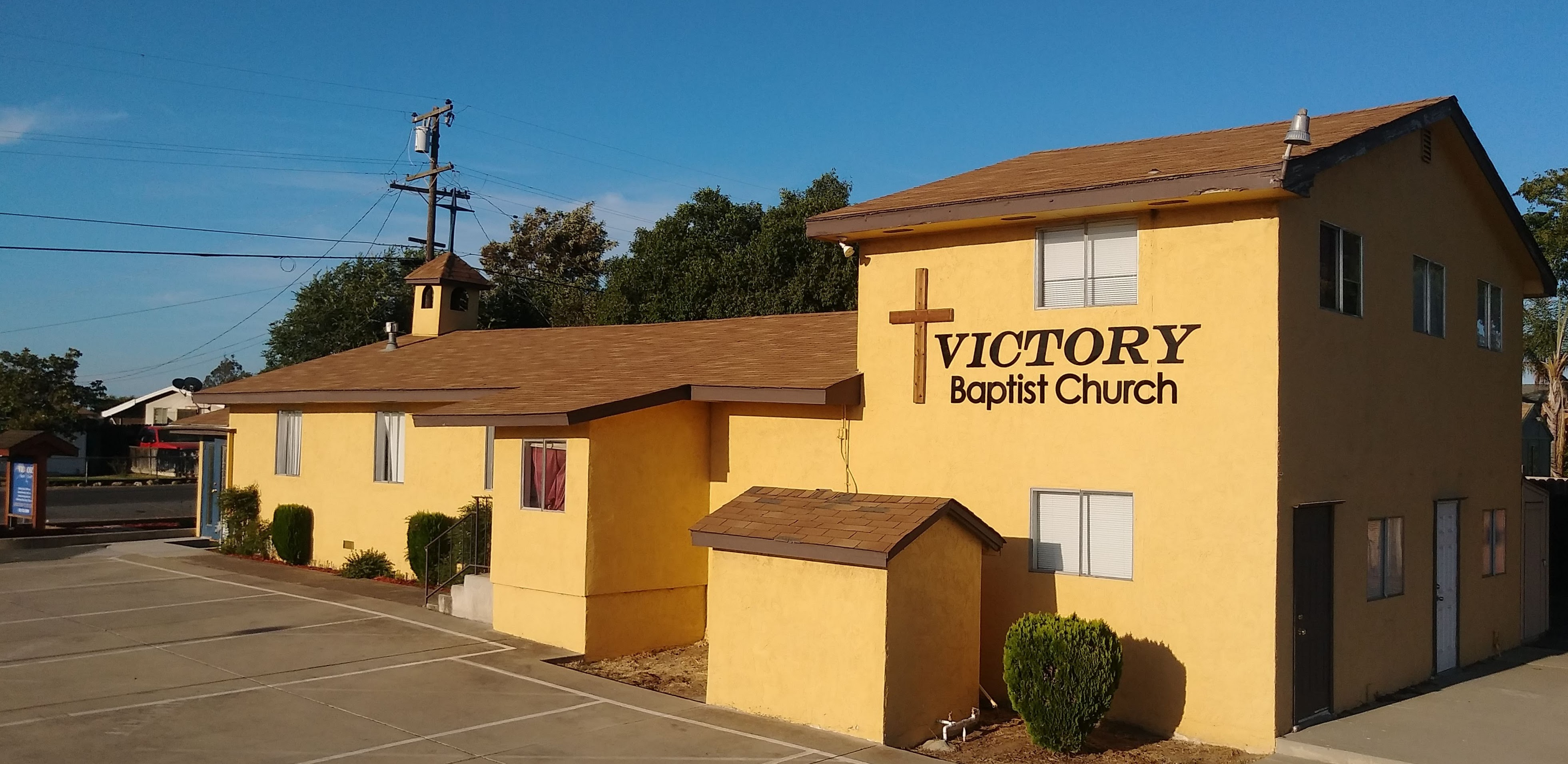 Welcome to Victory Baptist Church!