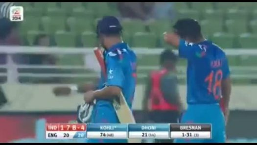 ICC T20 World Cup 2014 - Full Match Highlights - India vs ...