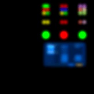 Blur-Pass to new Rendertarget