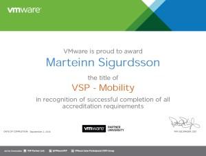 VSP-Mobility