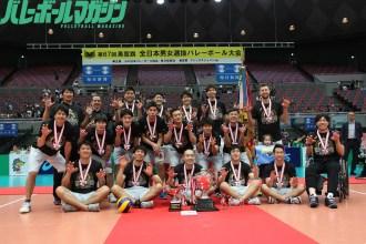 20180505黒鷲旗全日本総合バレーボール選手権パナ0003